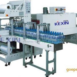 半自动pe膜包机 全自动reshou缩包zhuang机jiage xiao型reshou缩膜包zhuang机厂jia