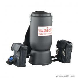 威德尔电瓶式吸尘器肩背式工业吸尘器WD-6L1580