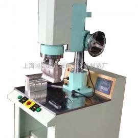 转盘式塑料超声波焊接机
