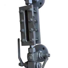 上feng仪表单色锅炉水位计X49H-25 玻璃guan液位计