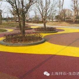 三门峡广场透水砼增强剂/彩色地坪全国销售
