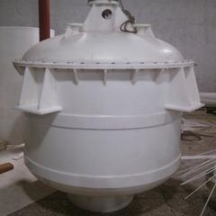 加工定做塑料搅拌釜PP反应器反应罐规格可定制