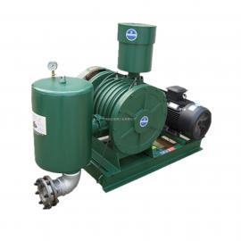 启正 401S回转鼓风机铁壳低噪音管道风机水处理中压风机 HCC