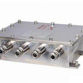 不锈钢隔爆解码器ExdIIBT6