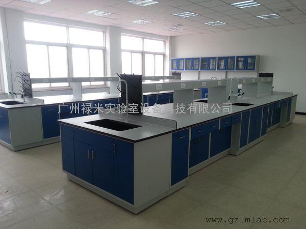 禄米 全钢实验边台 实验室家具 LM-SYT52902