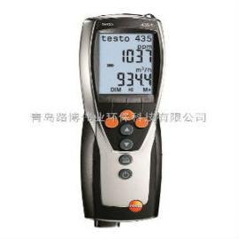 德国德图testo 435-1 - 多功能测量仪 照度计