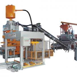 瑞金小型水泥空心砖机虎鼎砖机质量有保障虎鼎全自动压砖机