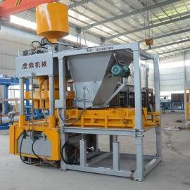 婺源海绵铁压块机虎鼎砖机国际质量体系认证虎鼎全自动压砖机