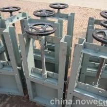 方形插板阀 手动插板阀 插板阀现货异形插板阀