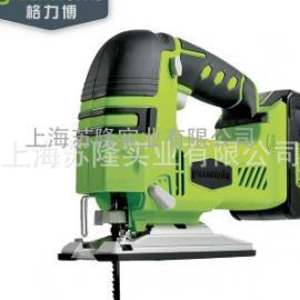 格力博 24V曲线锯木工 家用手工线锯机 手推式手工线锯