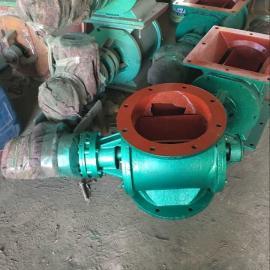 供应YJD-B星型卸料器圆法兰卸灰口 铸铁叶轮给料机