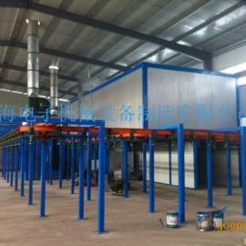 浸漆设备及生产流水线