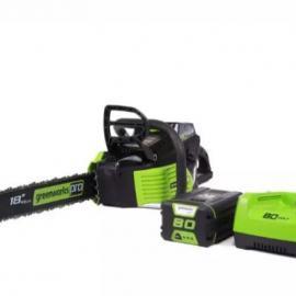 格力博80V充电电锯 伐木锯木工电锯锂电锯电池 充电无刷电机