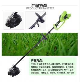 格力博80v充电式电动割草机锂电充电打草机剪草机草坪修剪机