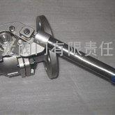 TQ41F-150LBP美标弹簧自动复位球阀