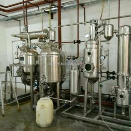 供应RY-NSG-2000L植物提取浓缩机组-锐元机械
