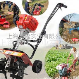 四冲程小型微耕机,松土翻地除草菜地茶园果园微耕机