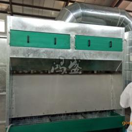 批发定做环保设备无泵水帘柜 喷漆水木设备