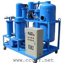 通瑞TR立式润滑液压油真空破乳化滤油机 清洁度NAS6级