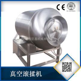 多型号变频肉类腌制机 自厂家生产真空滚揉机