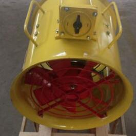 BYDF32手提式隔爆移动式多用风机