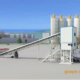 环球建机供应混凝土搅拌站设备 ,HZS系列混凝土搅拌楼