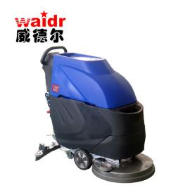 电动手推式洗地机商场地面用洗地机环氧地坪用洗地机清洁