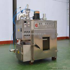 实验室用小型30公斤香肠烟熏机 蒸汽式香肠烟熏炉