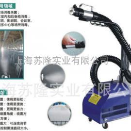 拖曳式电动超低容量喷雾器、隆瑞喷雾器B-ULV-515