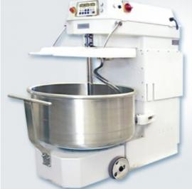 新麦和面机SM-200a 5包粉面包搅拌机 带推车 离缸式