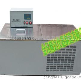 高精度低温恒温水槽\台式高精度低温恒温槽