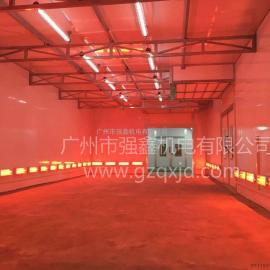 强鑫*生产家具烤漆房 家具烘干房 红外线工业烤漆房价格