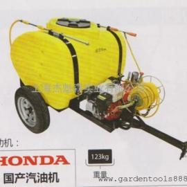 美神拖挂式喷雾机LYD500GA yuan林喷雾器 打药机
