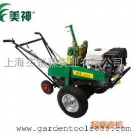 美神起草皮机LYZ360AJ 起草厚度均匀 草坪起草机