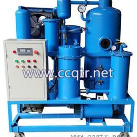 注塑机用46#抗磨液压油ZJD-10液压油精密真空滤油机