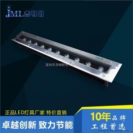 长条形 地下灯 LED方形地埋灯 18W
