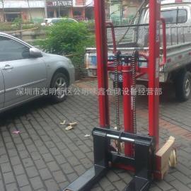 2吨2米升高叉车 鸿福叉车