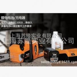 充电式电链锯、传峰锂电池TPBT5650: 58V-5Ah