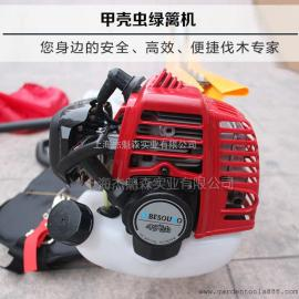 jia壳虫绿篱机TMS5125 茶叶剪/宽带剪枝机 yuan林打cao机
