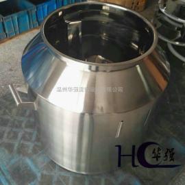 定制不锈钢制桶/洁净车间周转密封桶/非标周转桶工器具/液体缩口
