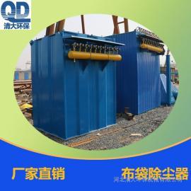 小型锅炉用布袋除尘器耐高温布袋除尘器0.75吨锅炉除尘器