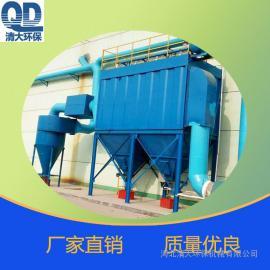 布袋除尘器厂家生产锅炉除尘器小型锅炉除尘器