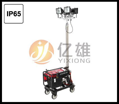 CBY6095A本田发电机移动照明灯 应急供电照明设备