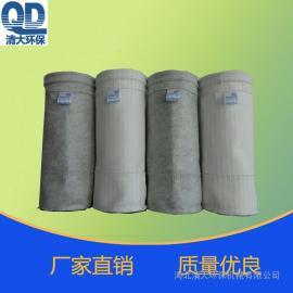 清大环保应除尘器布袋滤袋 涤纶针刺毡130*2000