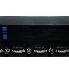 VGA/HDMI/DVI/AV四画面分割器/合成器/分屏器