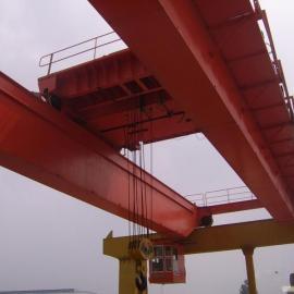 吊钩桥式双梁起zhong机 QD10t-22.5m A5 H=16M