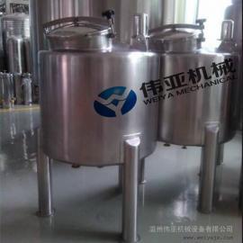 化工304不锈钢移动储罐