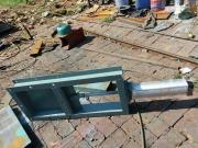 碳钢气动插板阀 气动方、圆形插板阀 启闭方便安全