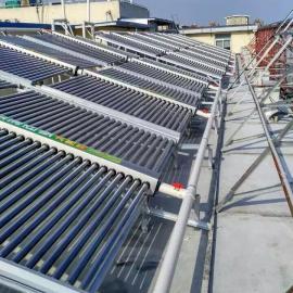 太阳能热水器 养老院太阳能热水系统安装 太阳能集热工程