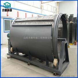 SH水衡厂家现货供应WL旋转过滤除污机
